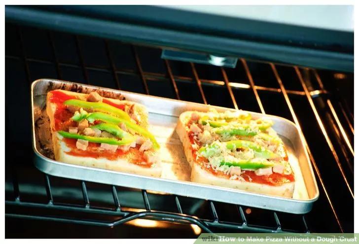 Hinh anh: Lam banh Pizza don gian khong can de buoc 6