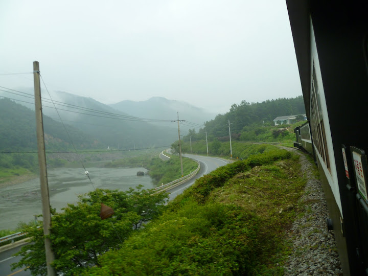 "(Süd Korea) ""Train Village"" in Gokseong 110703-Tour%252520050"