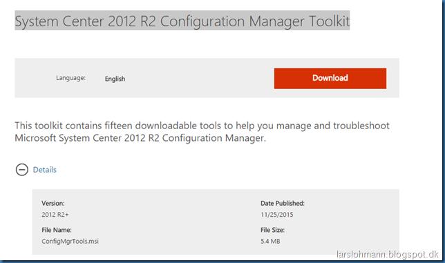 MINDCORE BLOG: System Center 2012 R2 Configuration Manager