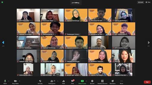 LAPORAN KEGIATAN : Forum Diskusi Komunitas Daerah Jakarta, Dramaga, Setiabudi, dan Yogyakarta