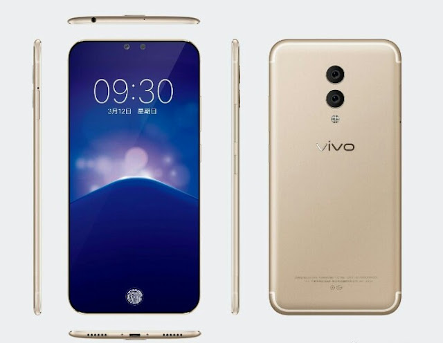 Vivo X Play 7 Is A Beautiful Smartphone - See Full Specifications 1