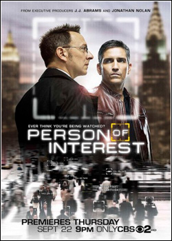 OASJAJSOJA Person of Interest Legendado RMVB + AVI