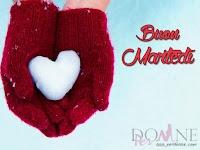 buon martedi immagine con frase aforismo guanti cuore neve.jpg