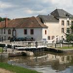 Canal du Loing : écluse