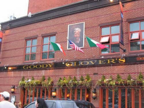 Goody Glover Witch Martyr Irish Pub