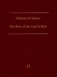 Atheism in Sumer Cover