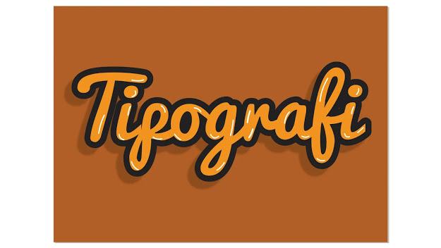 Membuat Tipografi Sederhana Coreldraw