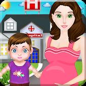 Pregnant Girl Hospital Games
