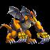 Dragón Garras Grandes   Big Claws Dragon