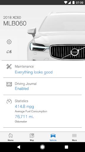 Volvo On Call  screenshots 3