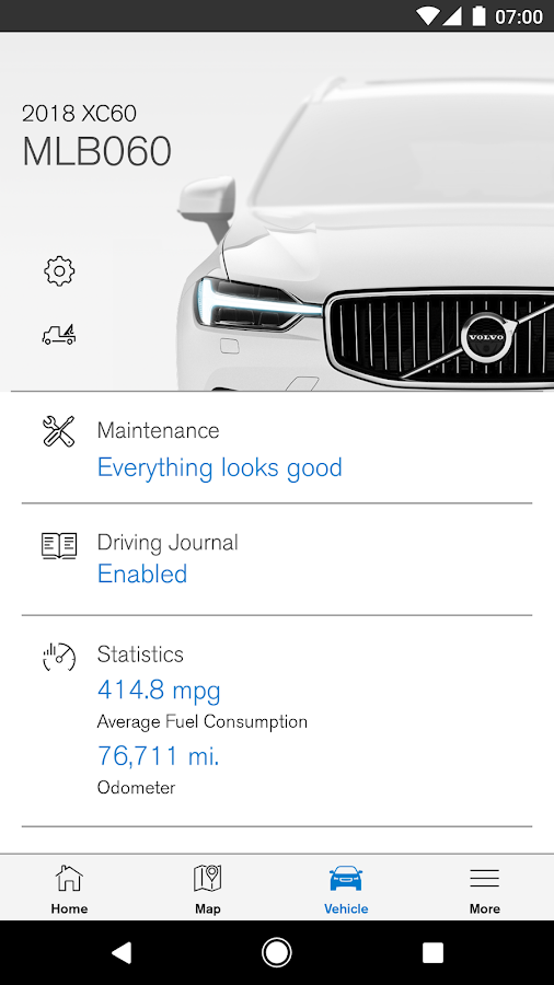 2018 volvo on call. unique 2018 volvo on call screenshot in 2018 volvo on call google play