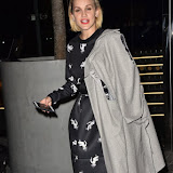 OIC - ENTSIMAGES.COM - Ashley Roberts at the  Eating Happiness - VIP film screening in London 25th January 2015 Photo Mobis Photos/OIC 0203 174 1069