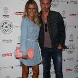 OIC - ENTSIMAGES.COM - Gemma Oaten and Matt Evers at the  Jeans for Genes Day 2015 - launch party in London 2nd September 2015 Photo Mobis Photos/OIC 0203 174 1069