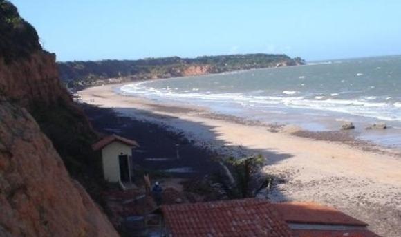 Praia de Ponta Verde - Sao José de Pirabas, Maranhao foto: fotonoticias.bol.uol.com.br