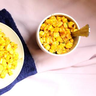 Masala Corn.