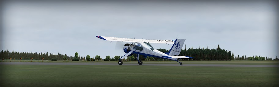 Wilga X - Aerosoft - review (4*) • C-Aviation