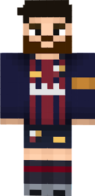 Lionel Messi Barcelona make by icekung1112