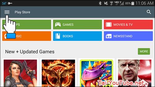 Cách bật hoặc tắt tự động cập nhật ứng dụng Android - Hình 2