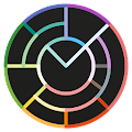 Amoled Lines Icon Pack APK