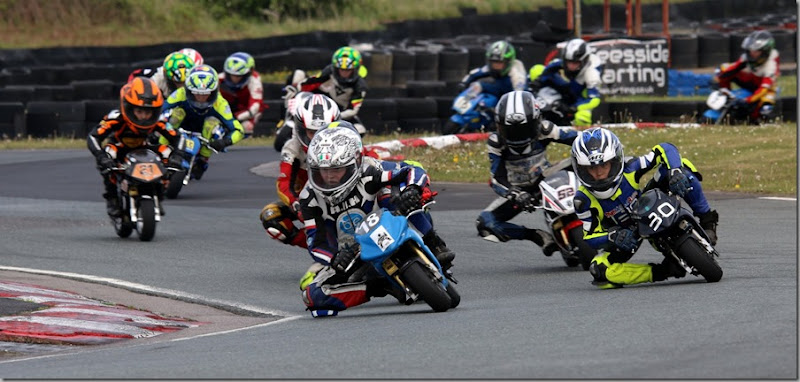 Click to view images from Rnd 1 of UK Minimoto Championship at Teesside