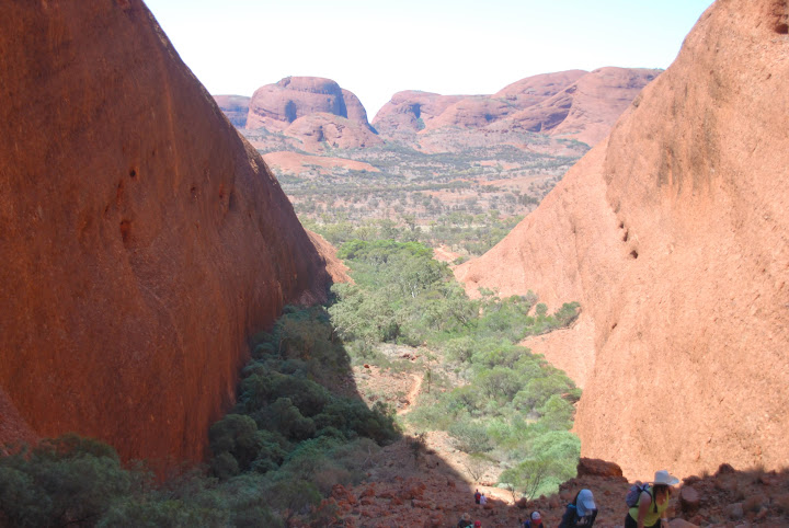 Valley Of The Winds @Kata Tjuta National Park