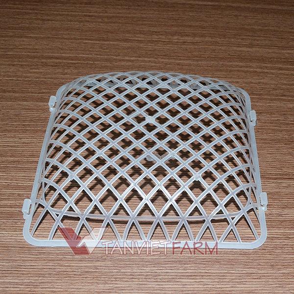 Ổ đẻ cho bồ câu bằng nhựa vuông 01