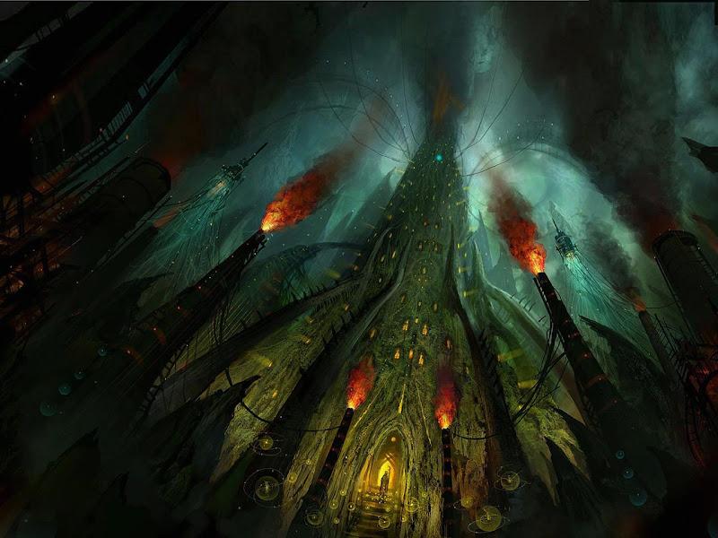 Lands Of Nightmare 10, Magical Landscapes 4
