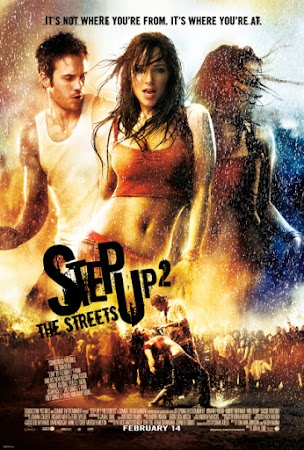 Poster Of Free Download Step Up 2: The Streets 2008 300MB Full Movie Hindi Dubbed 720P Bluray HD HEVC Small Size Pc Movie Only At worldfree4u.com