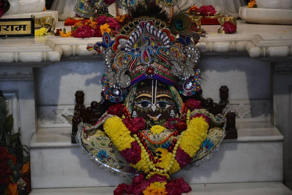 ISKCON Ujjain Deity Darshan 06 Jan 2017 (4)