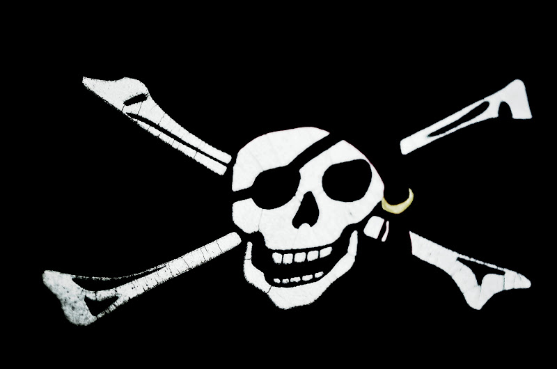 Pirate Symbol by Jiri Hodan, Public Domain Photos