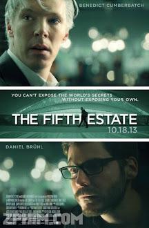 Quyền Lực Thứ Năm - The Fifth Estate (2013) Poster