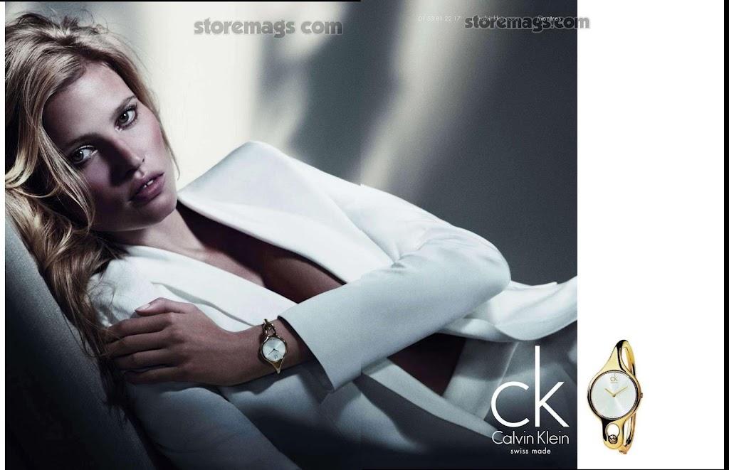 CK watches, campaña primavera verano 2012