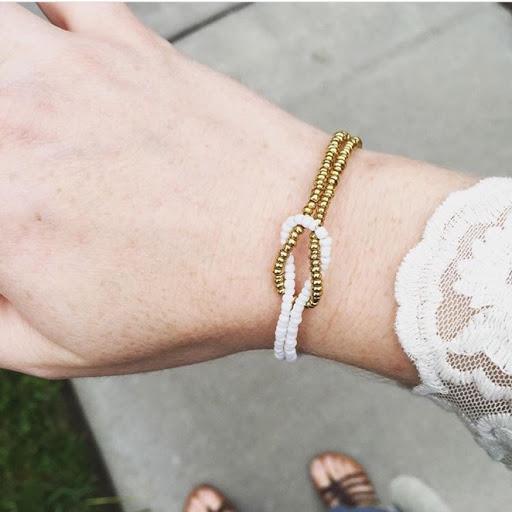 Adoption bracelet