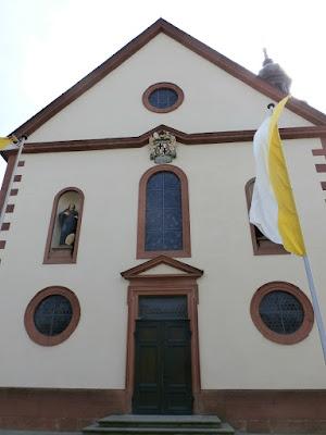 Die Kirche zu Flieden