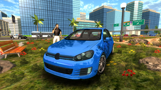Crime Car Driving Simulator 1.02 screenshots 10