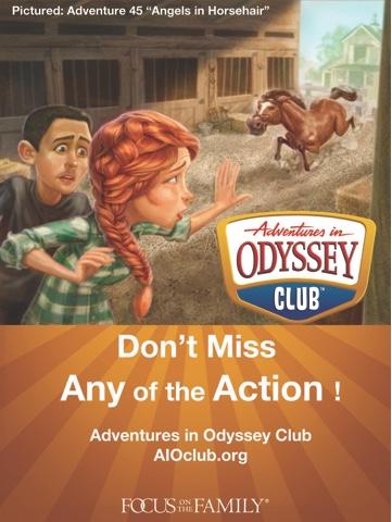 Adventures In Odyssey Club In 2018 Plus Listen To Audio