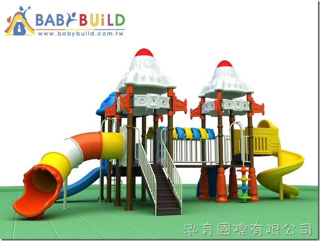 BabyBuild 戶外遊樂設施規劃