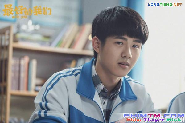 """Không còn là """"Dư Hoài"""" ngây thơ, Lưu Hạo Nhiên trầm mặc trong phim mới - Ảnh 1."""