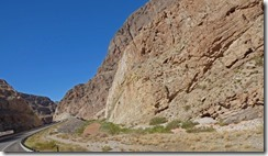 Virgin River Gorge, I-15 Arizona