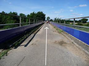 10k, Cross over Bridge