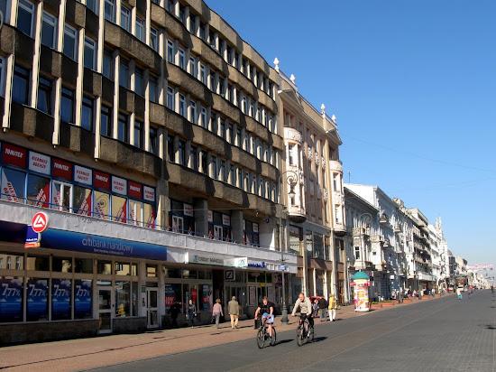 Łódź - ulica Piotrkowska
