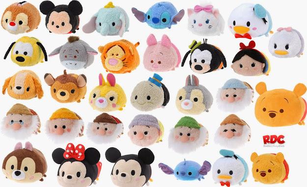 Coloring Pages Disney Tsum Tsum Faites Attention Aux Faux Tsum Et Oui Vous  Pourrez En