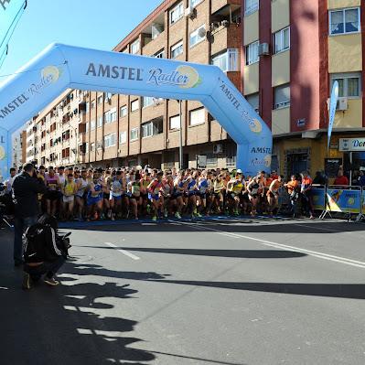 Carrera de Ciudad Real 2017 - Carrera