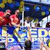Salcedo Recibe el Tours del Carnaval 2017