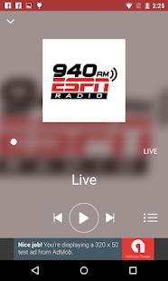 ESPN 940 Fresno - náhled