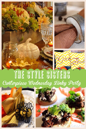 Centerpiece Wednesday links party