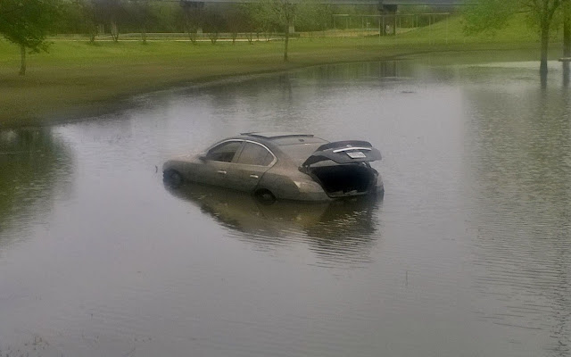 What To Do If Your Car Is Flooded Or Becomes Submerged