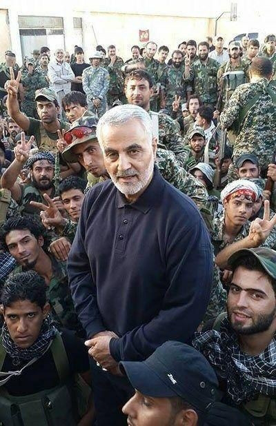 The world can't forget Martyred Gen. Soleimani