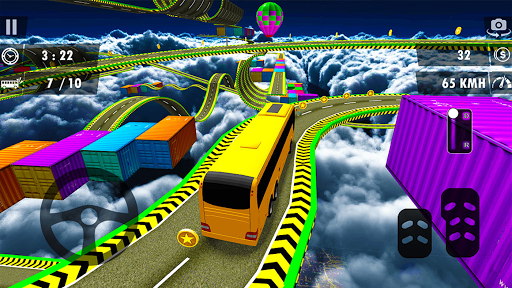 Impossible Bus Stunt Driving Game: Bus Stunt 3D 0.1 screenshots 7