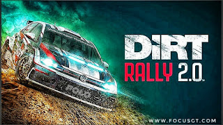 Dirt Rally 2.0 is a racing video game developed and published by CodeMasters for Microsoft Windows, PlayStation 4, and Xbox One. It was released on February 26, 2019. The game is the thirteenth title in the Colin McRae Rally series and the seventh title to carry the Dirt name.
